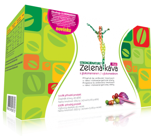 Zelena kava Plus_drink