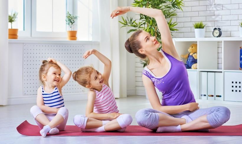 Vežbanje – Povratak dinamičnoj prirodi